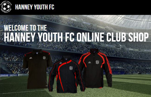 Hanney Youth Kit Shop