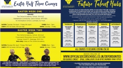 Oxford United Football Camp